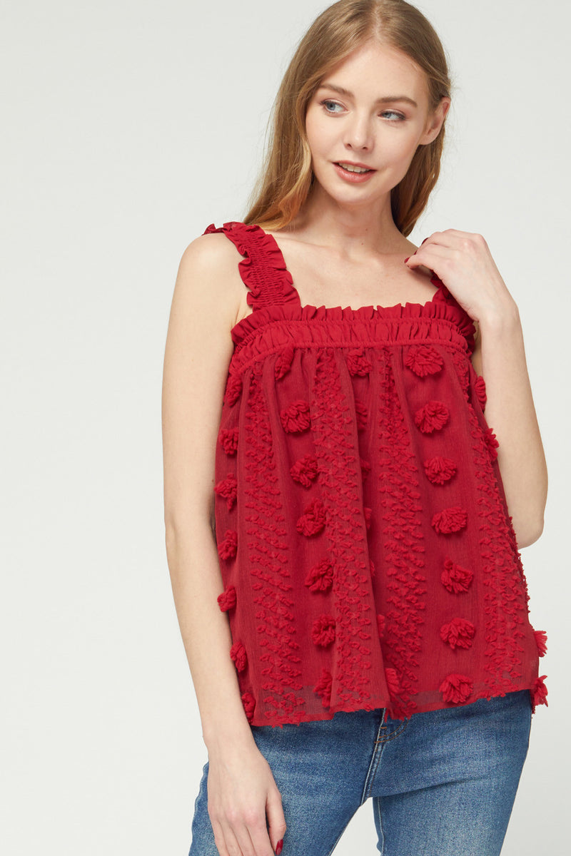 Heart to Heart Babydoll Top