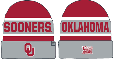 Below Zero 3 Oklahoma Cuffed Beanie (39625097232)