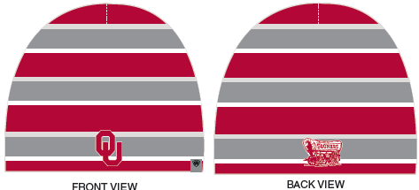 Disguise Oklahoma Reversible Beanie (39632404496)