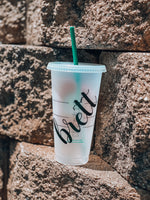 Starbucks Reusable Cold Cup - You Had Me At Boomer