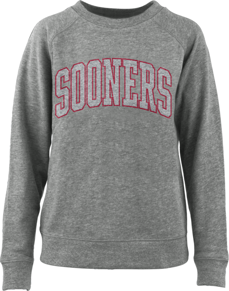 Sooners French Terry Pullover (779028430908)
