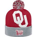University of Oklahoma Blaster 2-Tone Knit Cap