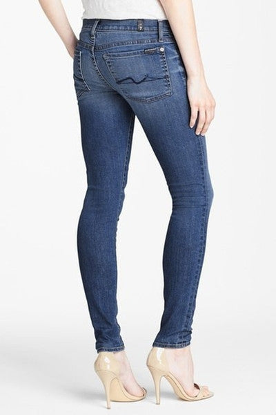 'The Skinny with Squiggle' Skinny Jeans