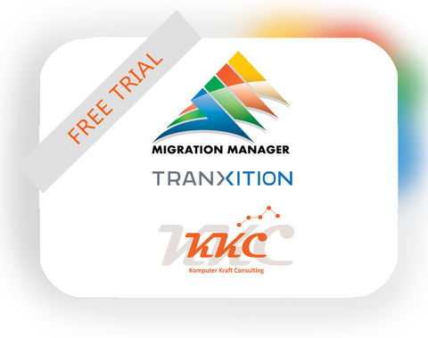 Free Trial for Migration Manager  ENTERPRISE