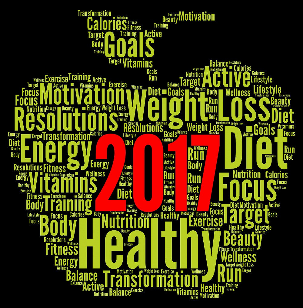 How to Keep Your 2017 Health Resolutions
