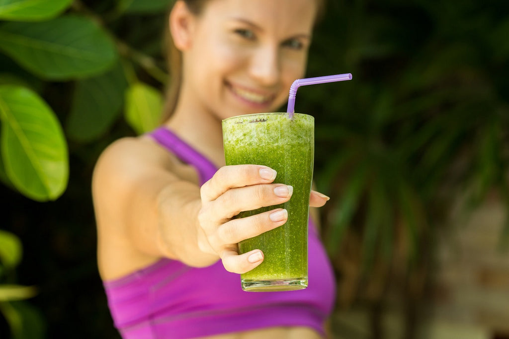 Recipe: Moringa Morning Smoothie