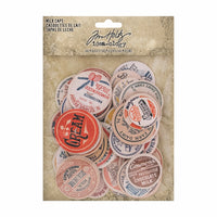 Tim Holtz® Idea-ology | Milk Caps