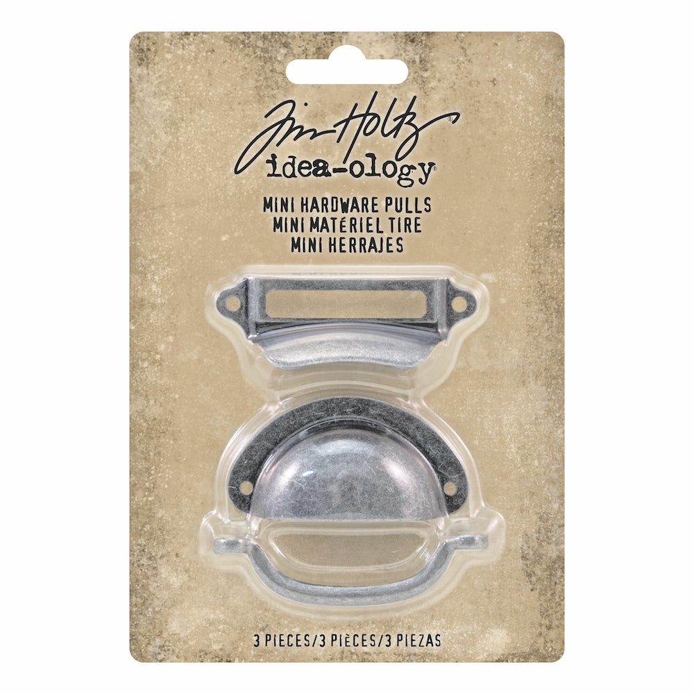 Tim Holtz® Idea-ology | MINI HARDWARE PULLS