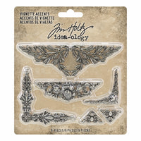 Tim Holtz® Idea-ology | Vignette Accents