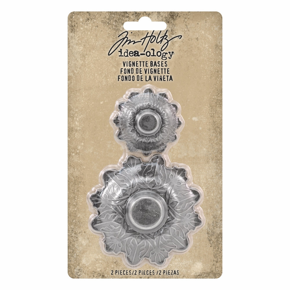 *NEW* Tim Holtz® Idea-ology | Vignette Bases