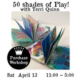 Workshop | 50 Shades of Play with Terry Quinn
