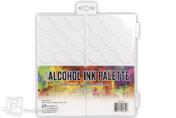 Ranger | Alcohol Ink Palette | Tim Holtz