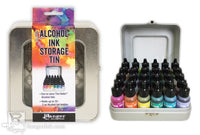 Ranger | Alcohol Ink Storage Tin | Tim Holtz