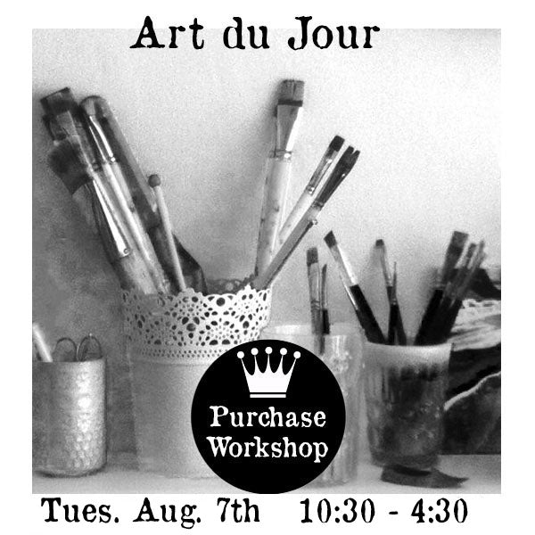 Workshop | Art du Jour