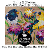 Birds and Blooms with Elizabeth St. Hilaire