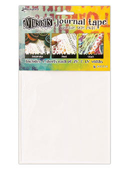 Ranger | Dylusions - Journal Tape Sheets | Dyan Reaveley