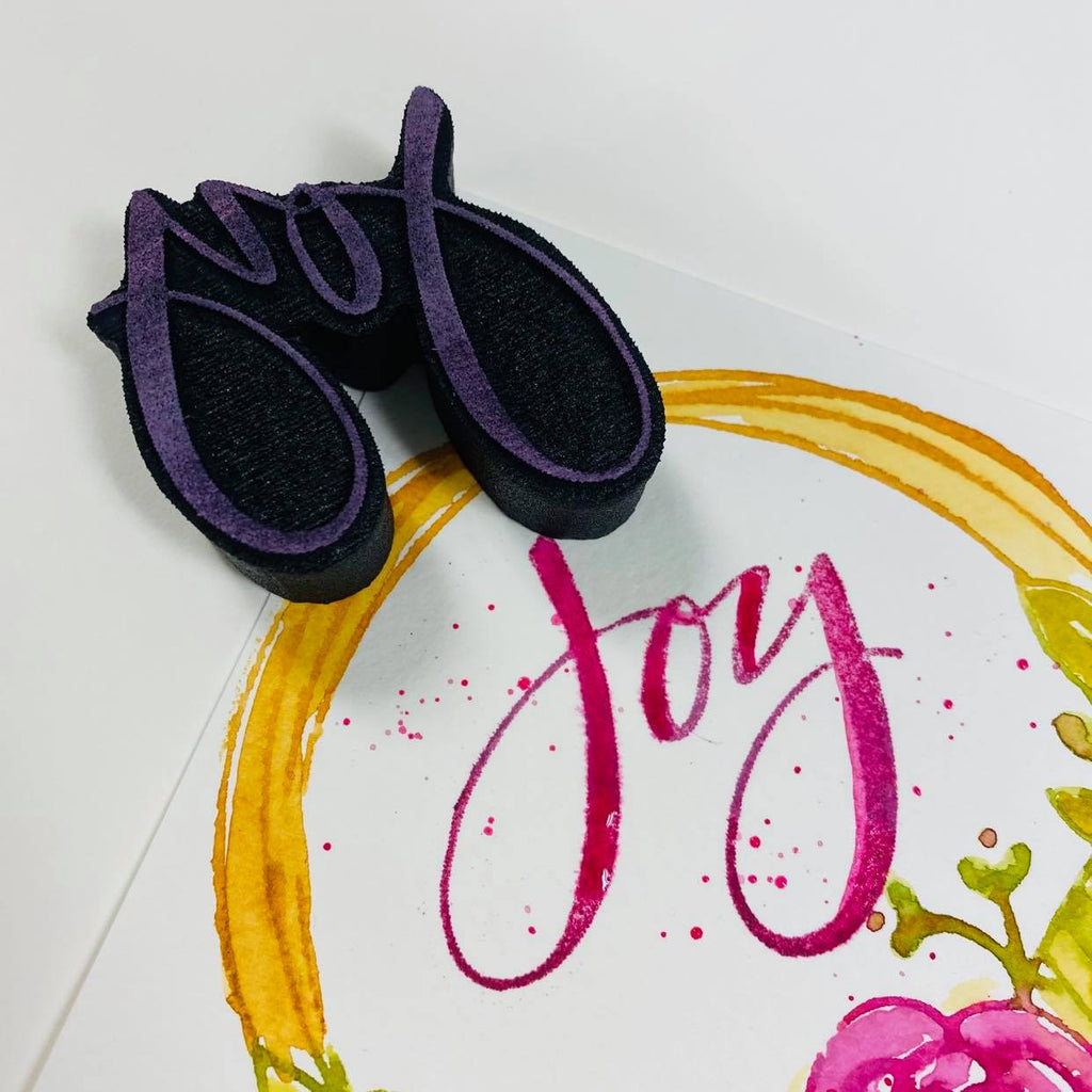 Gale Nation | Joy | Foam Stamp