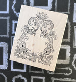 Sandra Evertson | SE7099L - Esoteric - Rubber Art Stamp