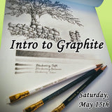 """Intro to Graphite"" with Anna M. White - Saturday, May 15th"