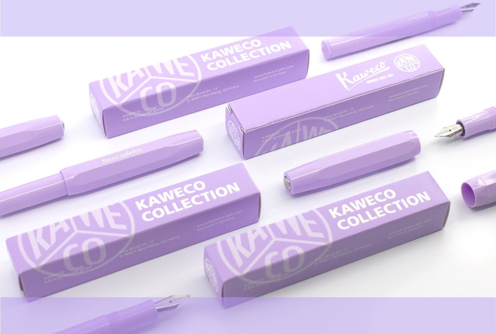 Kaweco Collection - Lavender Skyline Sport Fountain Pen