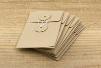 Traveler's - Kraft Envelopes