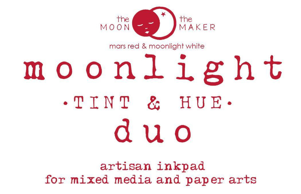 Moonlight Duo Ink Pads - Assorted Colors