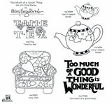 Mary Engelbreit | Too Much of a Good Thing Stamp Set