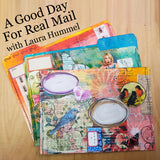 A Good Day for Real Mail with Laura Hummel - Sat., March 13th