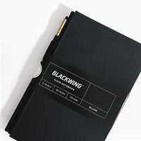 Blackwing - Medium Matte Black Slate Notebooks/Sketchbooks