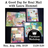 Workshop | A Good Day for Real Mail with Laura Hummel