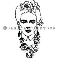 Sandra Evertson | Epiphany - SE6003I - Rubber Art Stamp