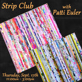 Strip Club! with Patti Euler - Sept. 17th