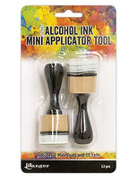 Ranger | Alcohol Ink Mini Applicator Tool | Tim Holtz
