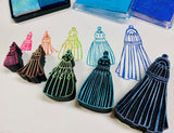 ArtFoamies - Kae Pea - Tassels (Set of 5)