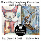 Workshop | Unearthing Imaginary Characters with Karen O'Brien