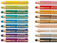 Stabilo - Woody 3 in 1 Color Pencil