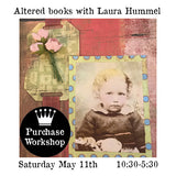 Workshop | Altered Books with Laura Hummel