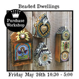Workshop | Beaded Dwellings with Katherine England