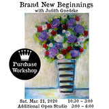 Brand New Beginnings with Judith Goedeke