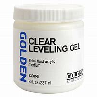 Golden - Clear Leveling Gel