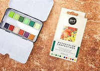 Watercolor Confections Sets