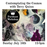 Workshop | Contemplating the Cosmos with Terry Quinn