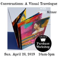 Workshop | Conversations: A Visual Travelogue with Kelly Kilmer