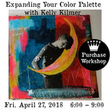 Workshop | Expanding Your Color Palette with Kelly Kilmer