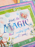 Fairy Magic - Cigar Box