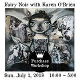 Workshop | Fairy Noir with Karen O'Brien