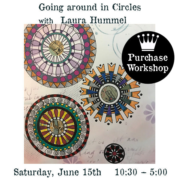 Workshop | Going around in Circles with Laura Hummel