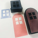 Gypsy Soul | Door & Window | Foam Stamps - Set of 2
