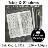 Workshop |  Icing and Shadows with Jessica Davies