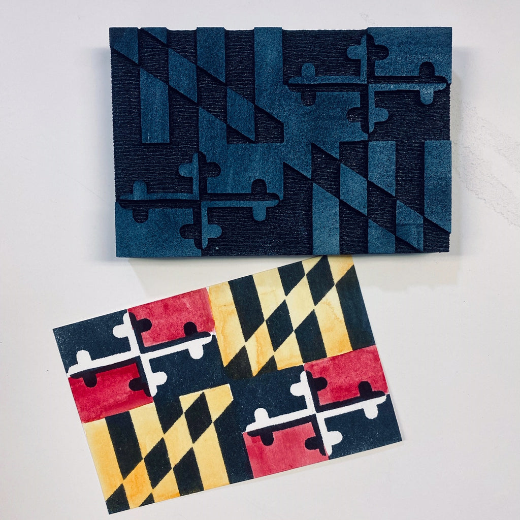 ArtFoamie - The Queen's Maryland